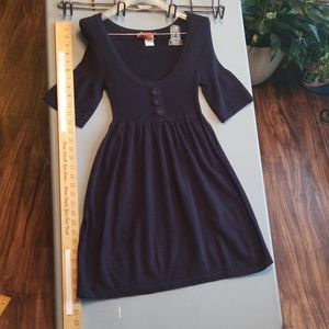Navy dress medium
